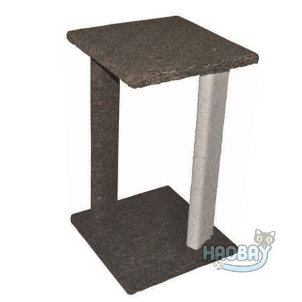 simple elegant diy pet cat tree scratch post